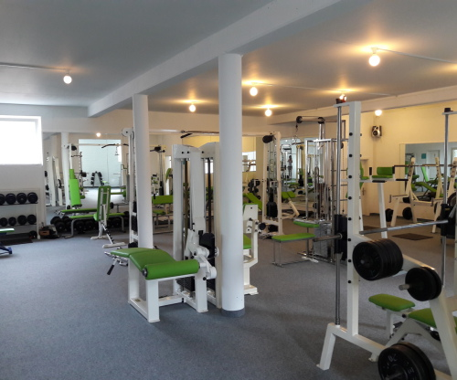 Fitness studio Büchen