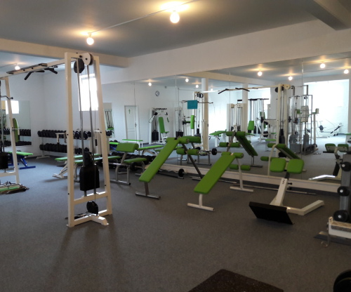 Fitness Studio Büchen Training