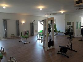 Fitness Studio Büchen Muskelaufbau