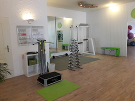 Fitness Studio Büchen Vibrationstraining