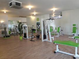 Fitness Studio Büchen Bauchmuskulatur