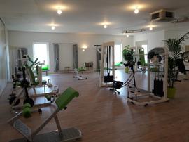 Fitness Studio Büchen Rückentraining